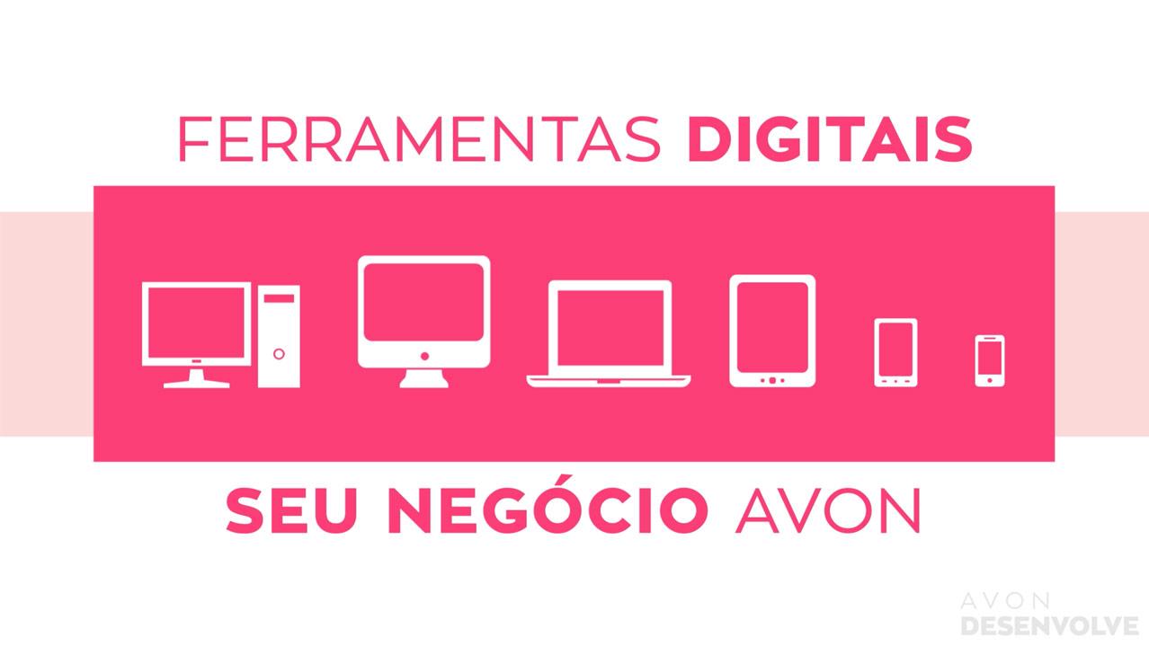 AVON – Ferramentas digitais